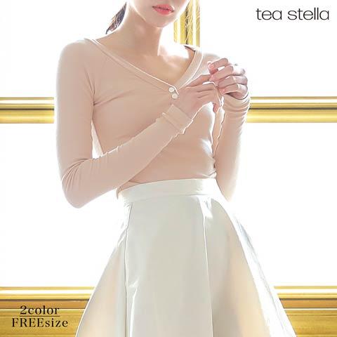 ファイブボタンティー[tea stella]