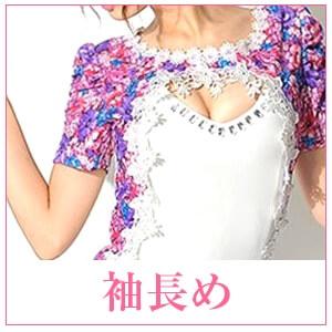 ドレスのスタイル別から検索_袖長めドレス一覧ページはここから